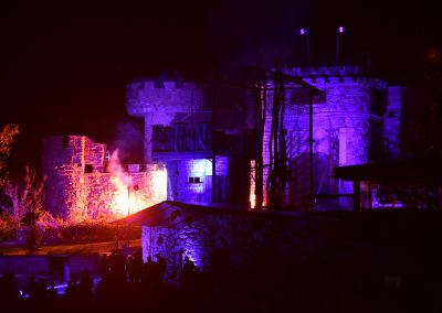 Open Air Theater – Sagennacht des Sorbischen National Ensembles in Mortka