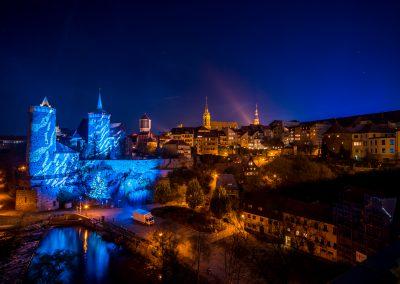Straßenillumination – Einkaufsabend Romantica in Bautzen (Foto: Matthias Ludwig)