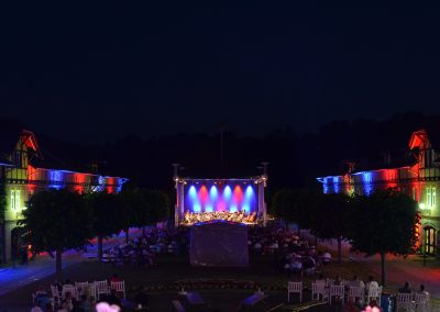 Klassik Open Air Konzert – Musikfest Schmochtitz des Via Regia Musikevents e.V.