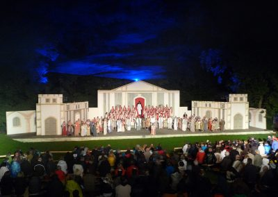 Open Air Theater – Passionsspiele Crostwitz